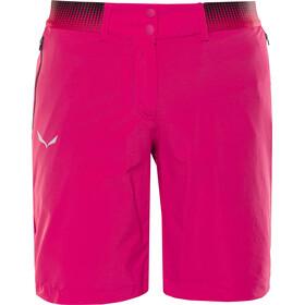 Salewa Pedroc Cargo 2 DST korte broek Dames roze
